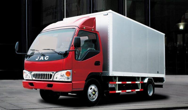 JAC HFC 1020k Medium Pickup truck feature image