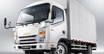 JAC HFC 1042k Pick Truck feature image