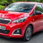 Info Peugeot 108 2022 Pakistan