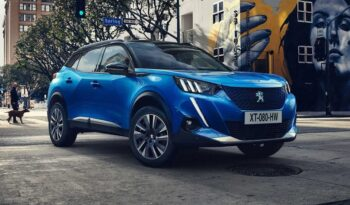 2nd Generation peugeot 2008 SUV feature image