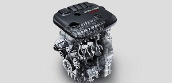 2nd generation changan eado sedan engine