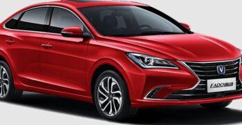 2nd generation changan eado sedan feature image