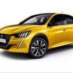 Info Peugeot 208 2019-2021 United Kingdom
