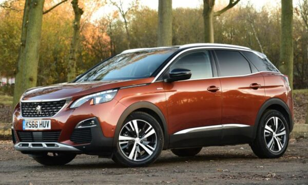 2nd generation peugeot 3008 suv title image