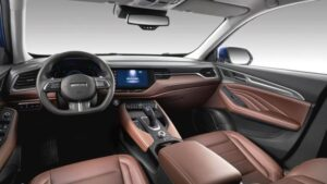1st generation haval f7 front cabin features