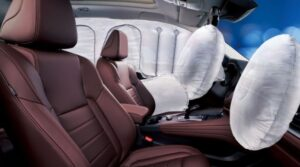 1st generation haval f7 suv safety airbags