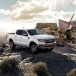 Info Ford Ranger 2019-2021 USA