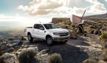 4th generation ford ranger pickup truck feature image