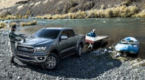 4th generation ford ranger pickup truck title image