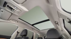 3rd generation haval h6 10.23 panoramic sunroof