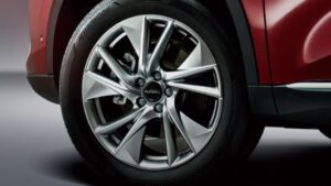 3rd generation haval h6 19 inch vortex wheel hub