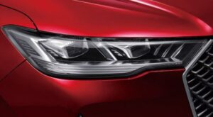 3rd generation haval h6 rising flame led headlamps