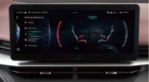 3rd generation haval h6 suv 12.3 inch ultra smart screen