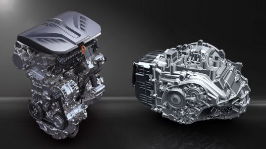3rd generation haval h6 suv 2.0 liter engine