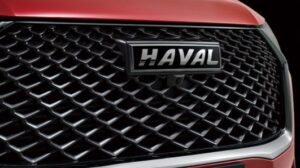 3rd generation haval h6 suv fangsheng pattern grille