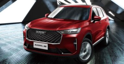 3rd generation haval h6 suv feature image