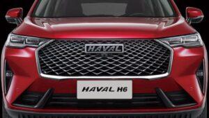 3rd generation haval h6 suv oriental futurism design concept