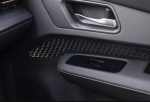 1st generation Nissan Ariya All Electric SUV door inner panels