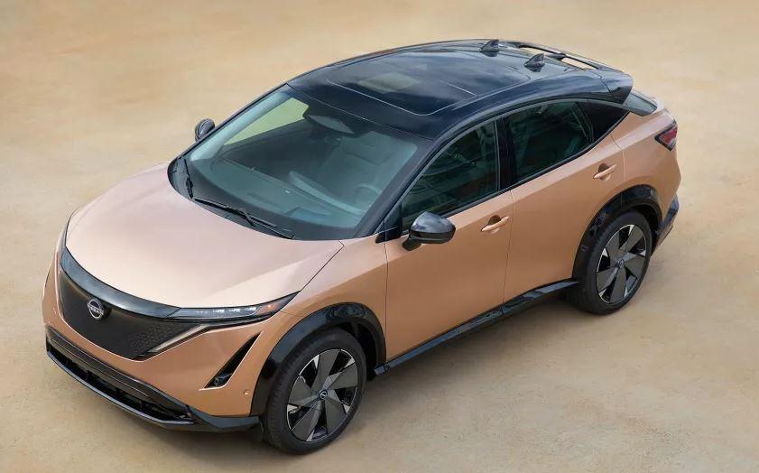 1st generation Nissan Ariya All Electric SUV feature image