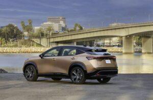 1st generation Nissan Ariya All Electric SUV title image