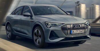1st generation audi e tron sportback fully electric feature image