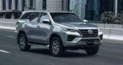 Info Toyota Fortuner 2021 Pakistan