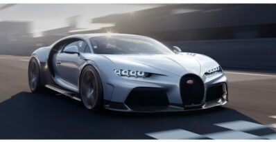 Bugatti unveiled Chiron SuperSport Limited Edition awesome looking