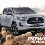 2021 Toyota Hilux Revo facelift Pakistan