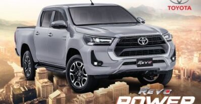 8th generation Toyota revo facelift feature image