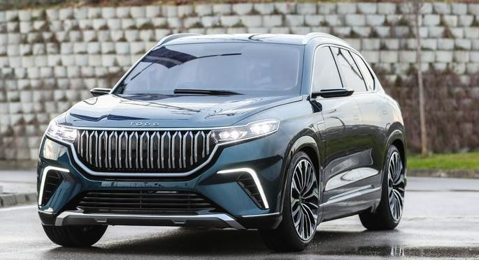 1st vehicle by ToGG company is an SUV