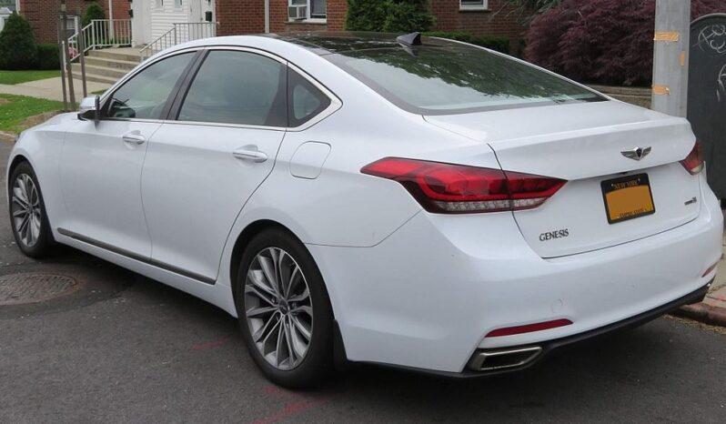 2016-2020 Hyundai Genesis USA full