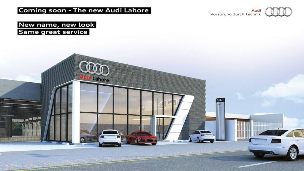 Audi Cars and Vehicles official dealers and contacts in Pakistan