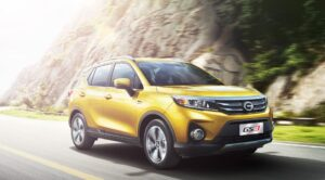 GAC GS3 SUV 1st Generation feature image