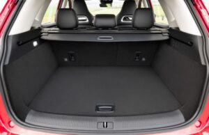 mghs PHEV SUV cargo area view