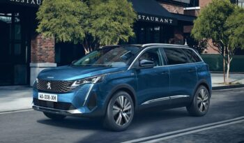 peugeot 5008 2nd generation facelift suv feature image