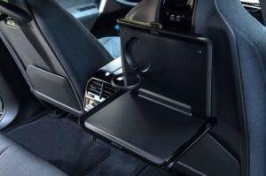 BMW IX Mid Size SUV 1st Generation Rear cup holder