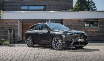 BMW IX Mid Size SUV 1st Generation feature image
