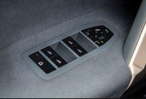 BMW IX Mid Size SUV 1st Generation power windows controls