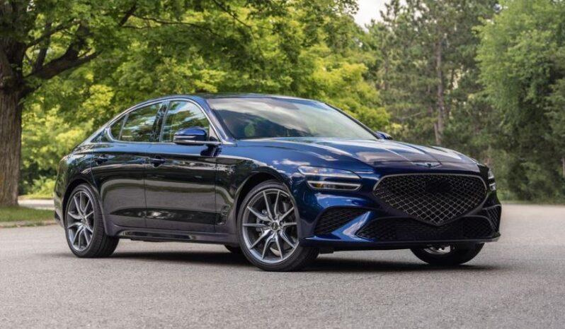 Genesis G70 Sedan 1st Generation facelift feature image