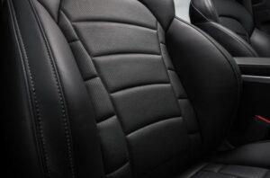 Kia stinger sedan Refreshed 1st generation seat material