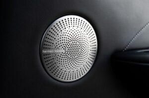 Kia stinger sedan Refreshed 1st generation speakers