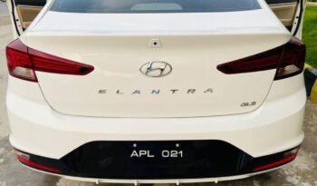 Certified Used 2021 Hyundai Elantra GLS Pakistan full