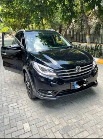 Certified Used 2020 DFSK Glory 580 For Sale in Lahore, Pakistan full