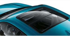 bmw 2 series gran coupe 1st generation sunroof view