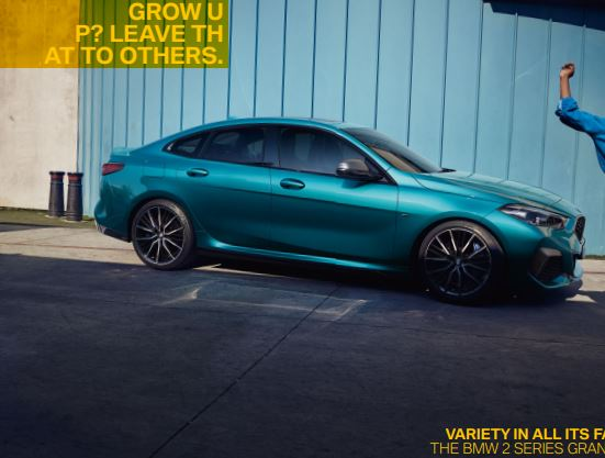 bmw 2 series gran coupe 1st generation title image
