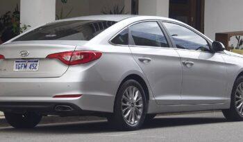 Hyundai Sonata 2014-2019 USA full